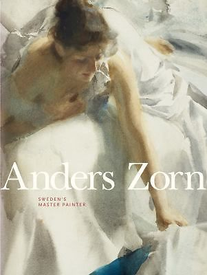 Anders   Zorn : Sweden's master painter