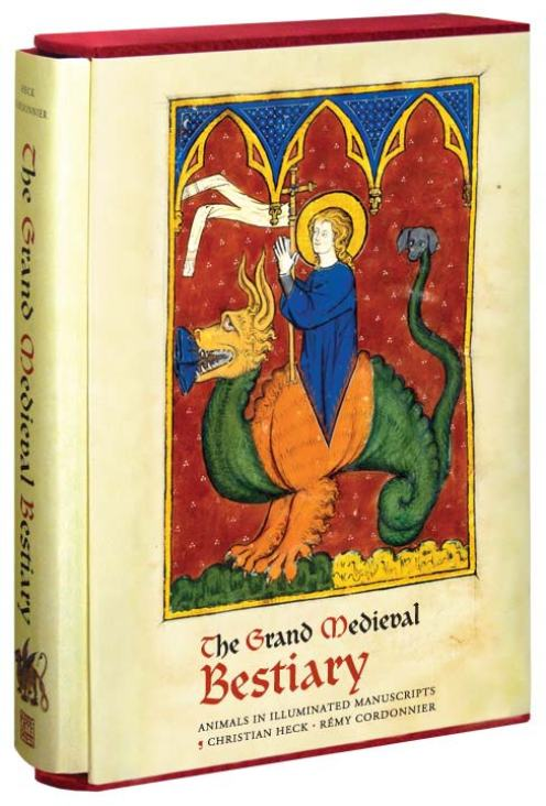 The grand medieval bestiary : animals in illuminated manuscripts