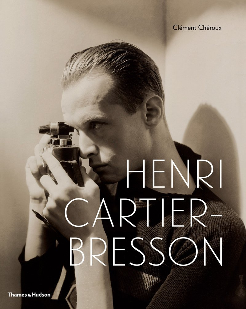 Henri Cartier-Bresson : here and  now
