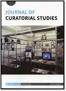 Journal of Curatorial Studies