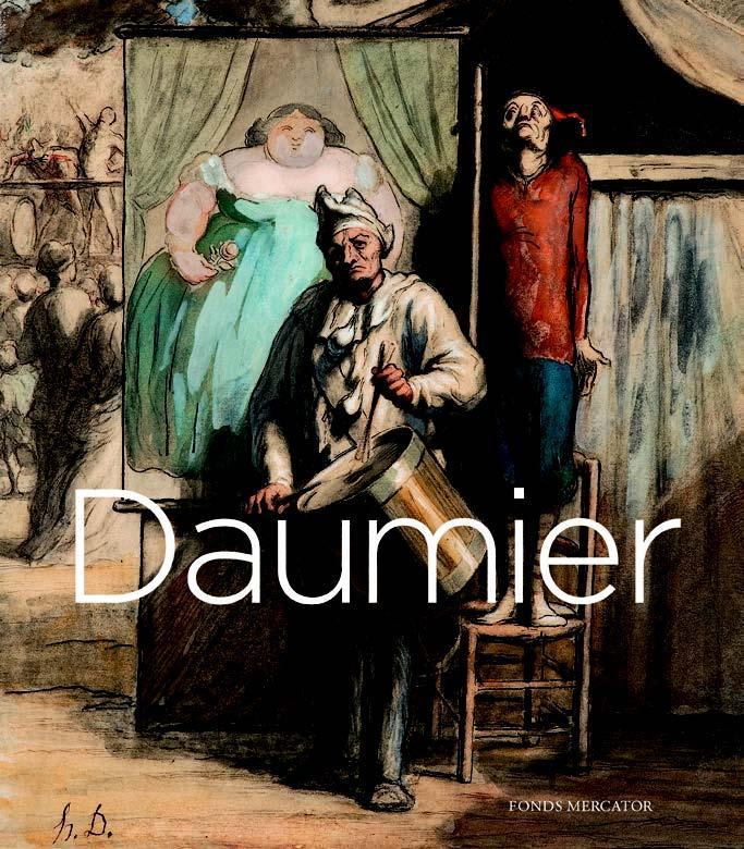 Daumier :   visions of Paris