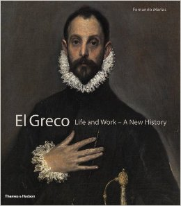 El Greco, life and work, a new history