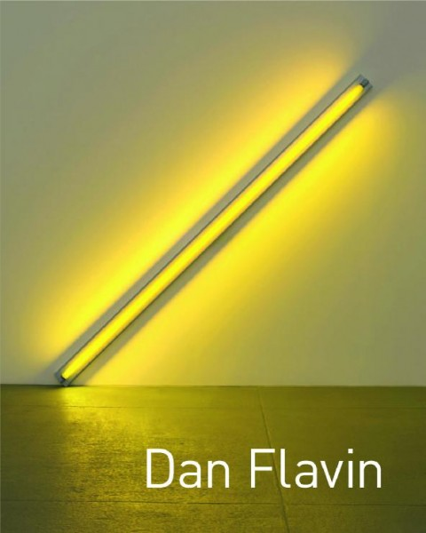 Dan Flavin, Lights