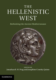 The Hellenistic West : rethinking the ancient Mediterranean