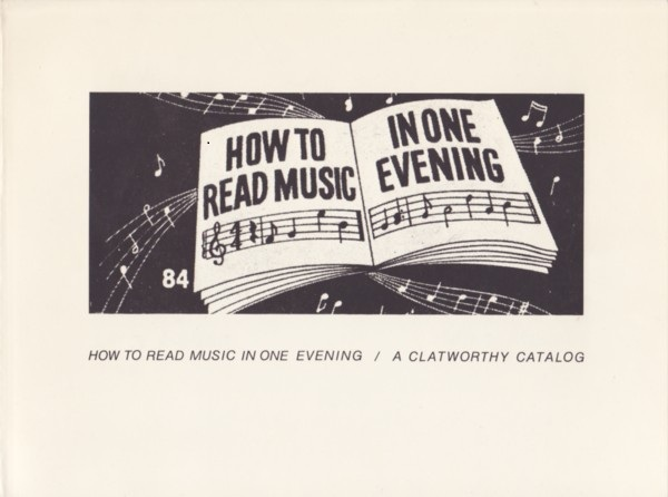 How to read music in one evening