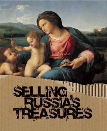 Selling Russia's treasures : the Soviet trade in nationalized art, 1917-1938