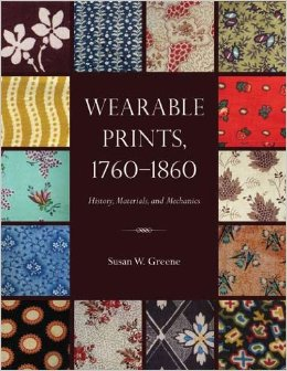 Wearable prints, 1760-1860 :  history, materials, and mechanics