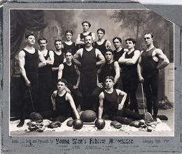San Francisco Jewish Community Center Records, 1877-1979 Young Men's Hebrew Assocation, 1902 BANC MSS 2010/699 OS Folder 2A