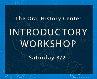 Graphic for OHC Introductory Workshop 3/2/2019