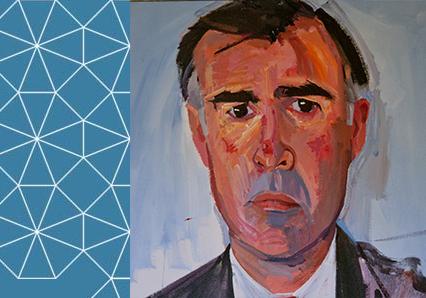 Jerry Brown gubernatorial portrait