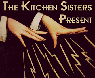 Logo for The Kitchen Sisters
