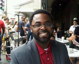 Photo of Marc Robinson