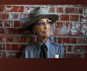 NPS Ranger Betty Reid Soskin
