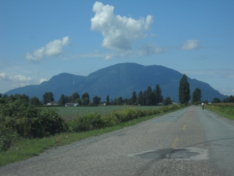 Sumas Mountain, British Columbia