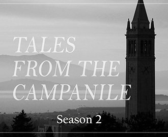 Logo for Tales from The Campanile Season 2 Podcast