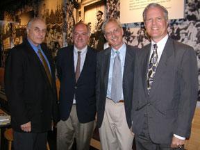 panelists: Michael Nacht, Tom Goldstein, Tom Leonard, Tom Campbell
