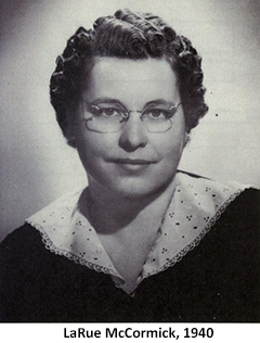 Photo of LaRue McCormick