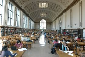 Photo: North Reading Room
