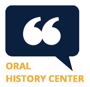 Oral History Center website