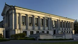 Preservation Department in Doe Library, University of California, Berkeley