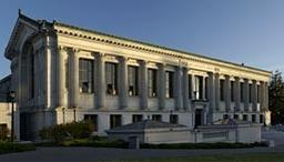 Preservation Department in Doe Library, University of California, Berkeley