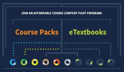 Affordable Course Content Pilot Program Image