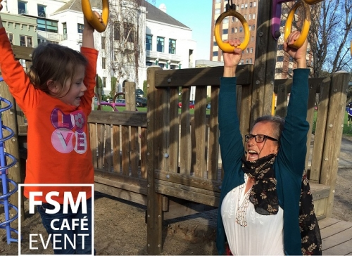 FSM cafe event