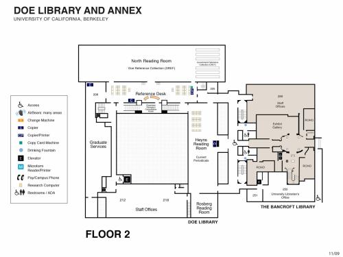 28+ [ Floor Plans Uc Berkeley Library ] | Berkeley
