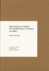 cover of: This Bequest of Wings