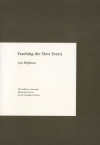 cover of: Teaching the Slow Event