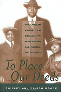 Image of To Place Our Deeds book cover by Shirley Ann Wilson Moore