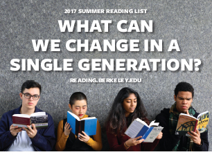 The 2017 Summer Reading List is here!