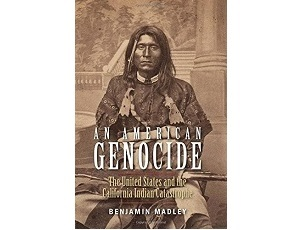 An American Genocide - book talk Oct. 4