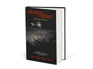 Summer Reading List - Blindsight
