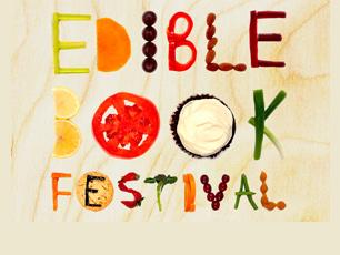 April 10: Edible Book Festival