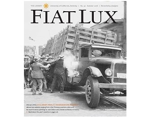 Summer 2016, Fiat Lux newsletter