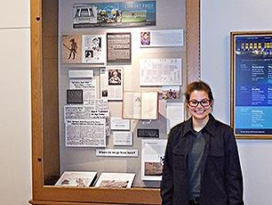 Library Prize winner Andrea Ikeda