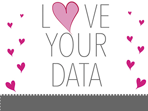 Love Your Data Week events: Feb 9 &12