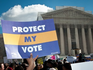 Voting rights event at FSM Cafe, Sept. 21
