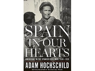 Spain in Our Hearts book cover