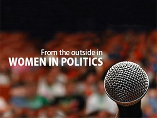 Listen to the Oral History Center's new podcast: From the Outside In: Women in Politics