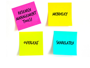 New research management tools!