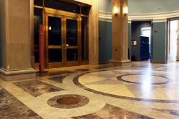 Bancroft lobby, 2014