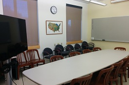 Earth Sciences and Map Library - Seminar Room